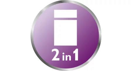 2-in-1 sterilizer design